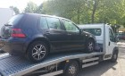 Golf met Defecte Motor