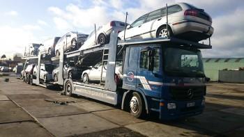tweedehands auto opkoper export