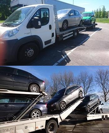 auto opkoper afgekeurde auto's