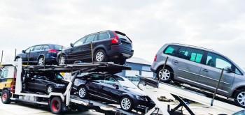 auto voor export aanbieden