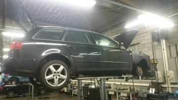waarde auto defecte koppeling