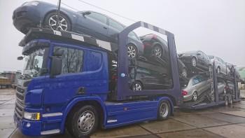 Export auto verkopen aan opkoper