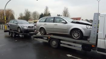 opkoper schade auto export