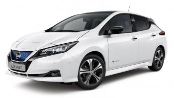 elektrische auto nissan leaf