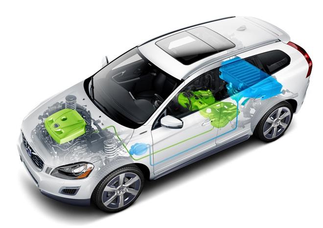 hybride auto voordeel