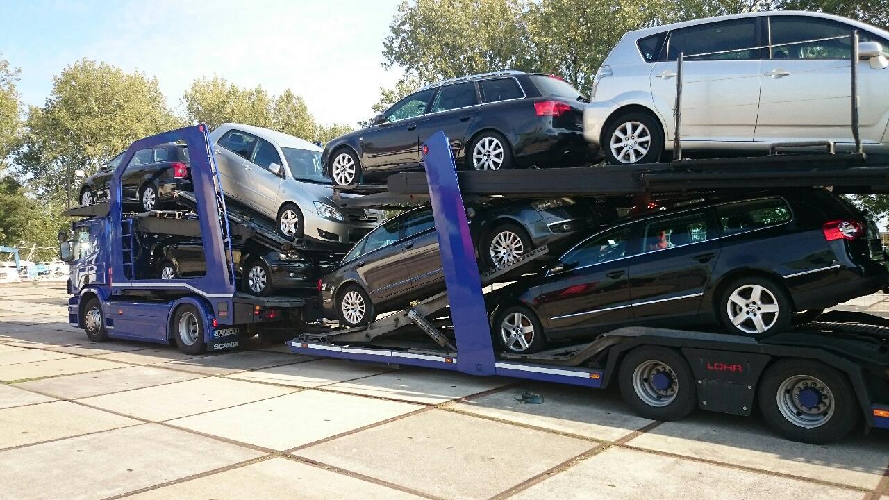 Audi inkoop export