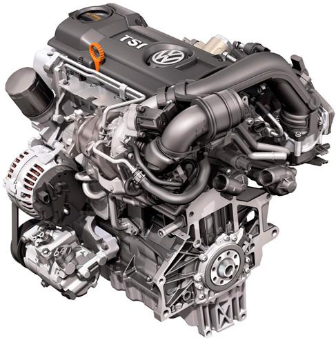 Wat is een TSI motor