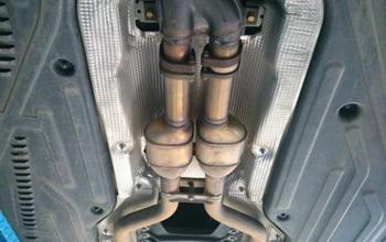 Katalysator Volkswagen Golf