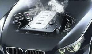 oververhitting motor
