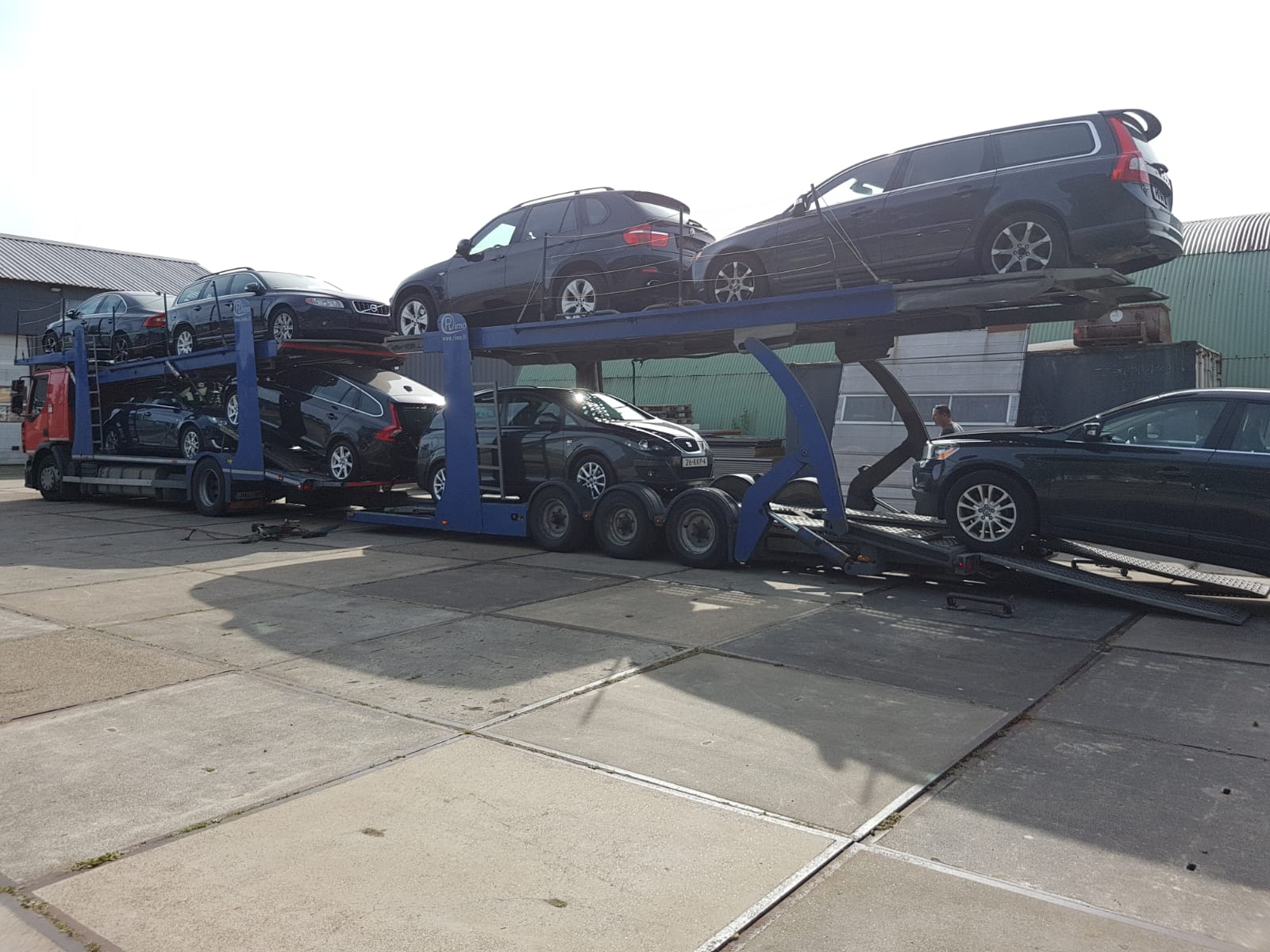 Volvo V70 verkopen