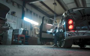 Geeft een garage de echte inruilwaarde voor een auto?