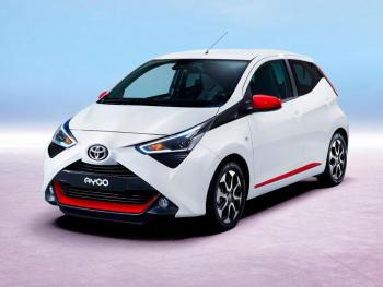 Toyota Aygo best 2020