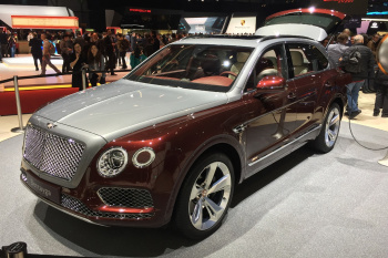 Bentley Bentayga hybride 2020 best