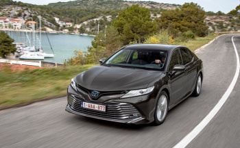 Toyota Camry hybrid best 2020