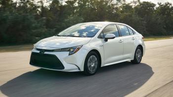 Toyota Corolla hybrid 2020 best