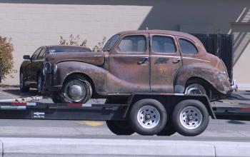 Oude auto tegen een hoge waarde verkopen