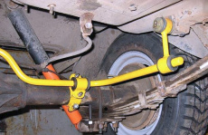 Kapotte stabilisatorstang – Herkennen, vervangen en kosten