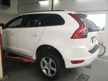 Volvo XC60 kapotte verkopen