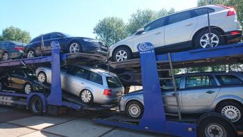 export auto opkopers Antwerpen