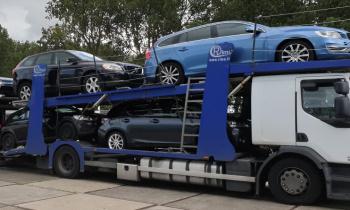 Volvo V60 prijs export