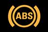 ABS storing lampje