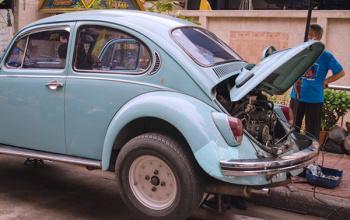 Storing in het EPC systeem Volkswagen