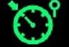 snelheidsbegrenzer lampje