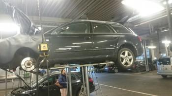 opkoper auto met defect