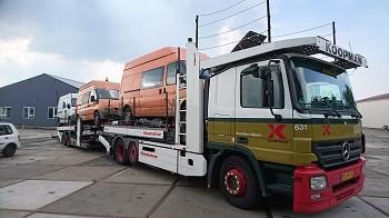 bestelwagen opkoper export