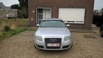 audi met defecte motor
