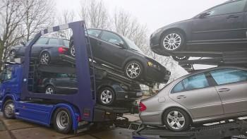 opkopers wagens voor export