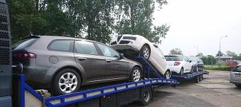 opkopers auto met storing
