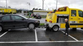 auto met defecte motor verkopen