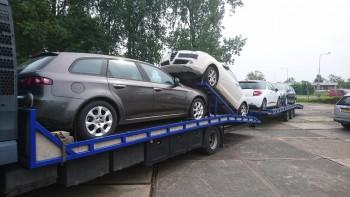 wagen verkopen aan opkoper