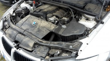 inkoop auto met kapotte motor