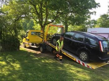 defecte wagens opkopers