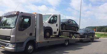 opkopers auto met gebreken