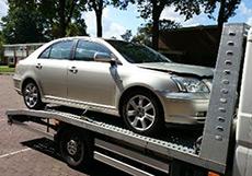 Wat is de invloed op de waarde van een auto met schade?