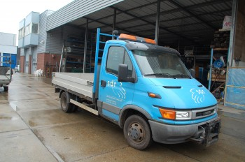 iveco daily waarde