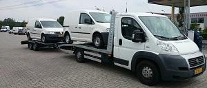 bedrijfswagen export verkopen