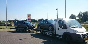 auto gebreken export verkopen